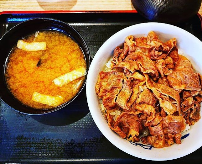 My all time favorite breakfast, lunch & supper choice in Japan...