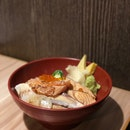 This Place Needs No Introduction And Well Known For Cheap And Good Chirashi