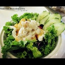 Abalone salad #yesterday #lunch