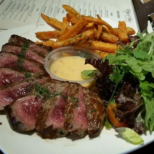 Juicy And Tender Steak