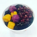 Dessert at @blackball.singapore - what's unseen is the real star.