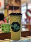 Green Thai Ice Tea