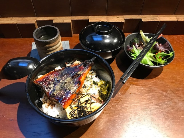 Donburi Lunch Sets