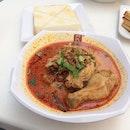 Ya Kun's Curry Chicken / 5.5bucks