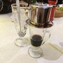 Vietnamese Drip Coffee / 3.8bucks