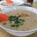 Pork Porridge | 2.5bucks