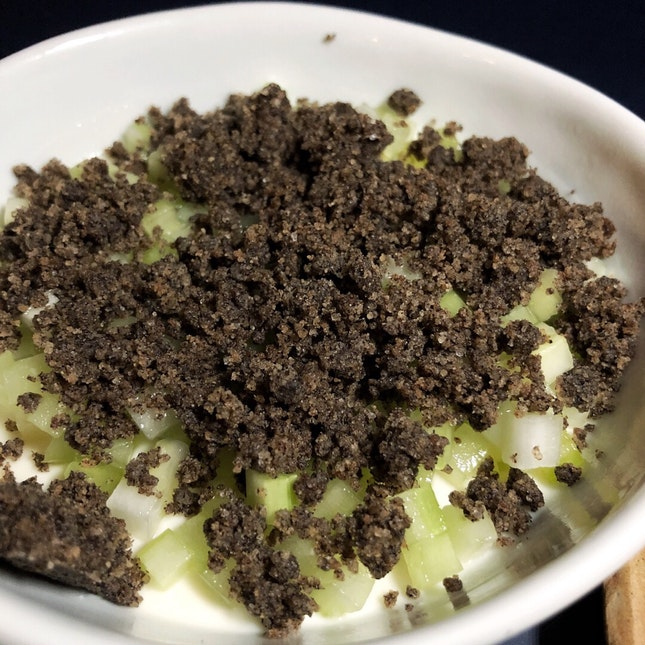 Celery Custard & Buckwheat | 10bucks