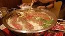 shabu shabu is included in the buffet!