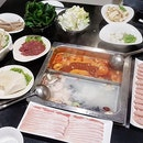 HDL inspired: Shangpin Hotpot @ Rendezvous Hotel!