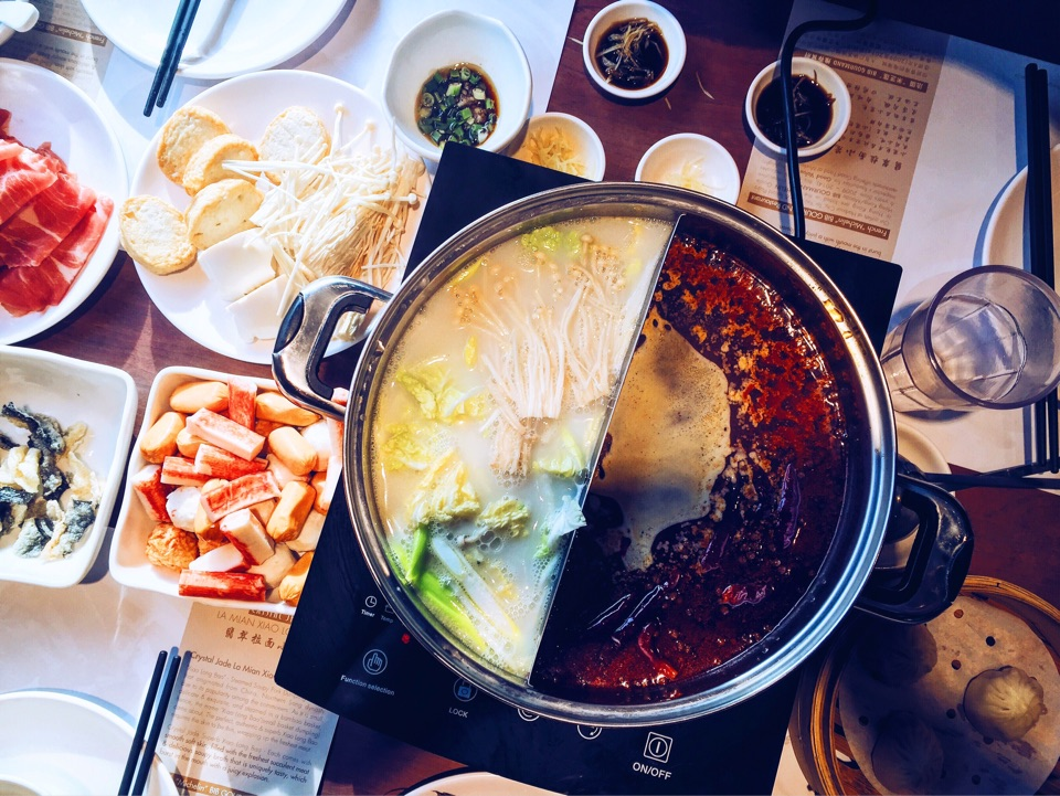 Crystal Jade XLB Steamboat Buffet