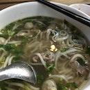 Legit Viet food in the city