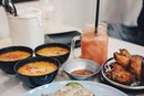 Tgif 😂 thai dinner ftw!!