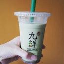 Matcha Latte #ninefresh #ninefreshsg #tiongbahruplaza #desserts #sgdrinks #sgdesserts #sgcafe #sgigfoodies #sgfoodies #sgig #igsg #instasg #whati8today #8dayseat #openricesg #burpple #epochtimesfood #mychefstable #iweeklyfood #foodphotography #foodstagram
