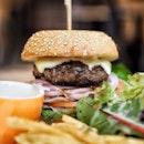 [Half Pound Burger Bar & Grill] .