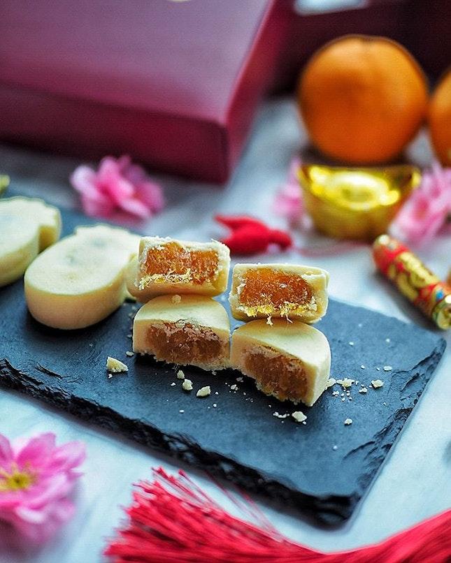 [CNY - MANEE Pineapple Cake].