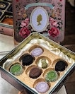 Antoinette Mini Snow Skin Mooncake collection S$56.50++ .