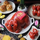 Prosperous Piglet Nian Gao (年糕) ($128.88 nett) from @peonyjadesg .