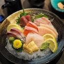 Fresh Sashimi & Uni!!