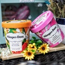 @haagendazssg introduced the limited edition Spring Floral Flavours to welcome the Spring .