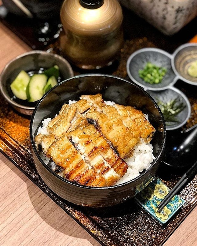 Crisp, delicate, buttery pieces of unagi flame grilled over charcoal.