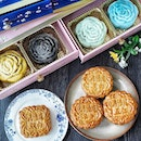 Man Fu Yuan at @interconsin Intercontinental Singapore has unveils a new collection of snowskin mooncakes along with 6 handcrafted baked mooncakes for the Mid-Autumn Festival that's available from 5 July to 13 Sept.