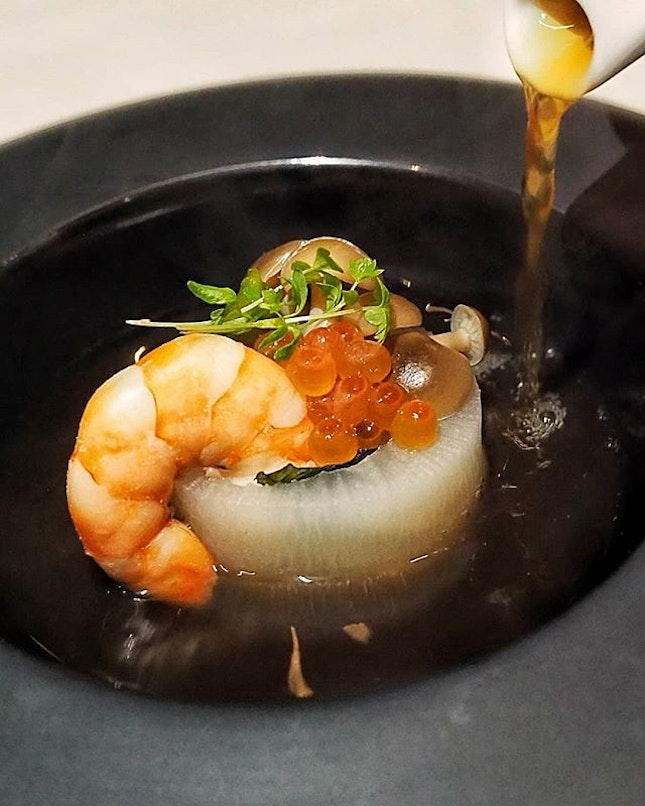 @28wilkie modern Italian Restaurant infused with Japanese delight.