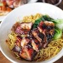 Char Siew Noodles @88hongkongroastmeatspecialist .