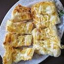 Honey Vanilla Butter Toast at Kaya Kaya for Breakfast.