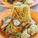 What's best to start weekend with Kok Kee Wanton Mee ($5.00).