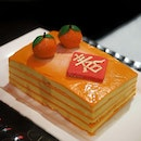 @peonyjadesg MSW Durian layered Nian Gao, a must have for my CNY gathering.