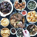 @kotazzbktsg Traditional Malaysia-style Claypot Herbal Bak Kut The is now offering islandwide delivery and self-pickup takeaways, 7 days a week!