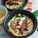 Springy Indonesian Mie Keriting Noodles