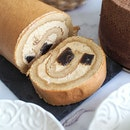 Black Sugar Swiss Roll