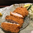 Neither a fan of pork nor deep fried food, but i just have a soft spot for Tampopo's Layer Katsu.