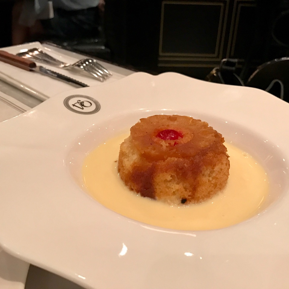Pineapple Upside Down Cake ($10)
