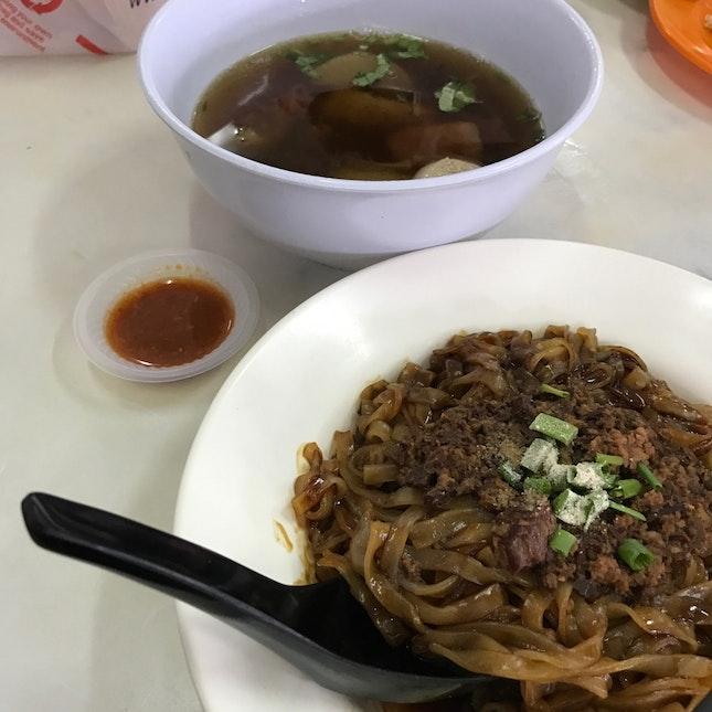 Albert Thum Beef Noodles (RM8 - Small)