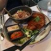 Ah Gong Fried Chicken & Ah Ma Noodles ($24)