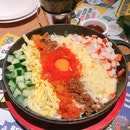 Hot Plate Bibimbap
