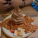 Own Waffle Creation