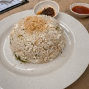 Egg White & Scallop Fried Rice