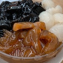 Grass Jelly, Jelly Coconut & Longan