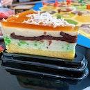 Chendol Cake
