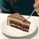 Coffee mousse cake [$9.50]  A seasonal special for June, fans of mocha would love this new flavour which comes with a combination of coffee and chocolate!