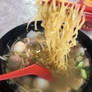 Yong He Fishball Noodle Soup