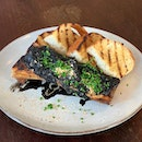 Squid Ink bone marrow from South Union Park.