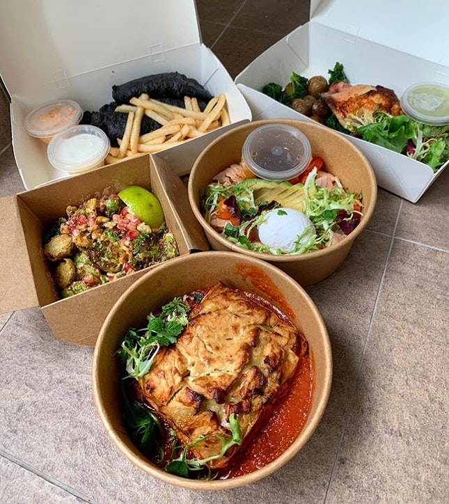 Just before we exit the circuit breaker and enter into a few more weeks of being home, here's good news: SPRMRKT now delivers an even bigger menu.