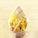 • Fries Putih, anyone??