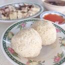 • Chicken rice BALLSS!!