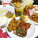 "[jelly星期四] Texas Chicken *NEW* Korean flavour ""Maewoyo"" Chikin!"