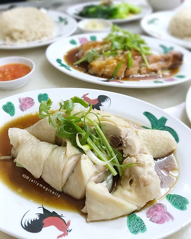 [jelly星期六] RICE, was the most important item I love about Chicken rice dish.